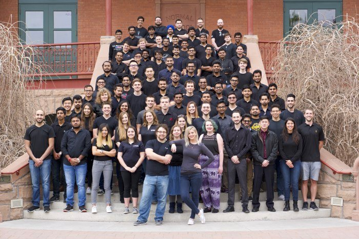 AZLoop is a unique collaboration of students at Arizona State University, Thunderbird School of Global Management, Embry Riddle Aeronautical University, and Northern Arizona University.  (Source: AZLoop)