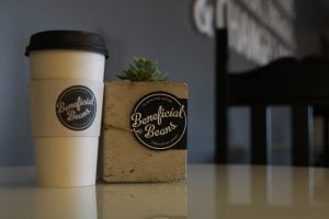 Southwest Autism Research and Resource Center runs Beneficial Beans, which opened in March. (Source: Erica Apodaca/Cronkite News)