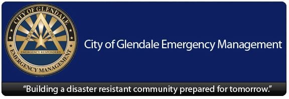 City of Glendale Emergency Management Center.  (Source: City of Glendale)