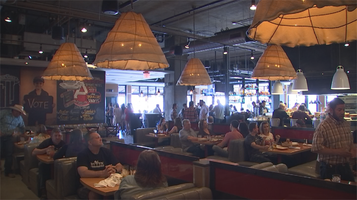 Businesses in downtown Phoenix said they are increasing staff and staying open later for the Final Four. (Source: 3TV/CBS 5)