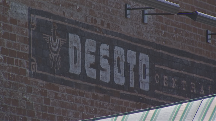DeSoto Market is expanding on Central Avenue with a beer garden. Managers also expanded the hours. (Source: 3TV/CBS 5)