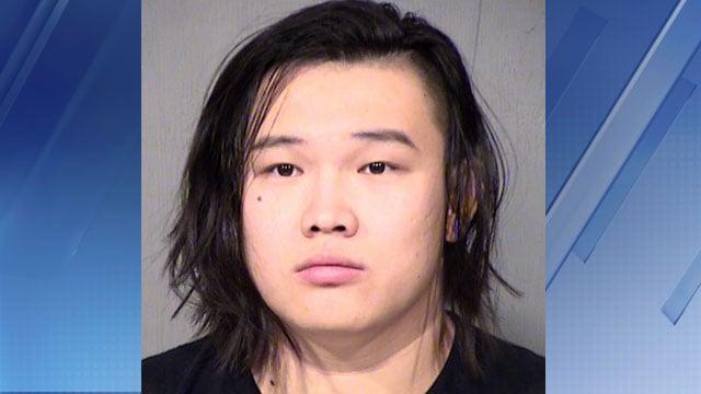 Xiaoyuan Zhang (Source: Maricopa County Sheriff's Department)