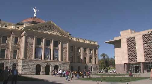 The state Legislature passed a controversial abortion bill on Wednesday. (Source: 3TV/CBS 5)