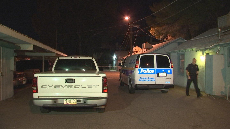 Police are investigating a suspicious death in Phoenix. (Source: 3TV/CBS 5)