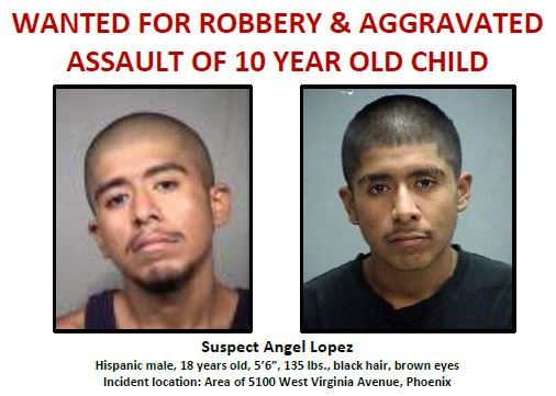 (Source: Phoenix Police Dept.)