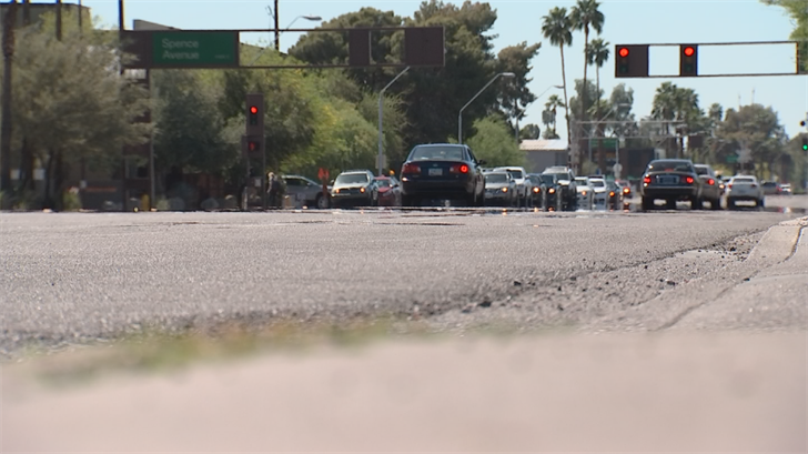 71 of the ARID, or Anonymous Re-Identification sensors, will be installed at major intersections around the city. (Source: 3TV/CBS 5)