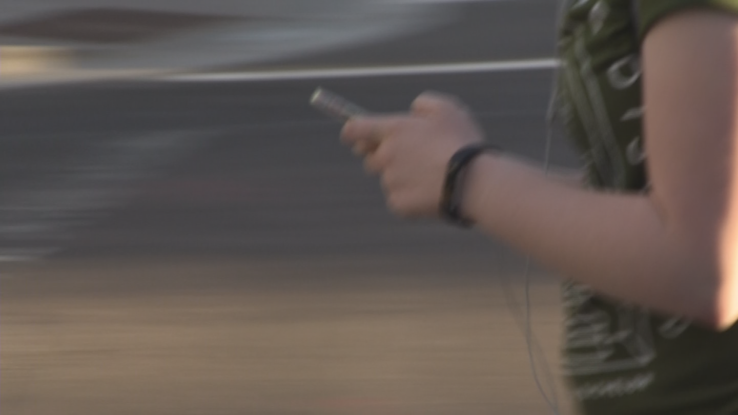 Cell phone use is likely the primary cause of the problem, distracting both drivers and pedestrians. (Source: 3TV/CBS 5)