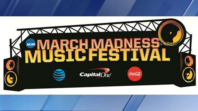 (Source: NCAA.com/marchmadness/musicfest)