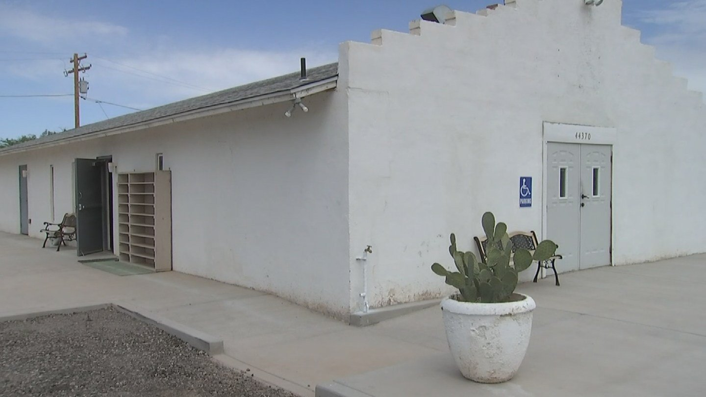 Masjid Bilal ibn Rabah in Maricopa targeted by a thief