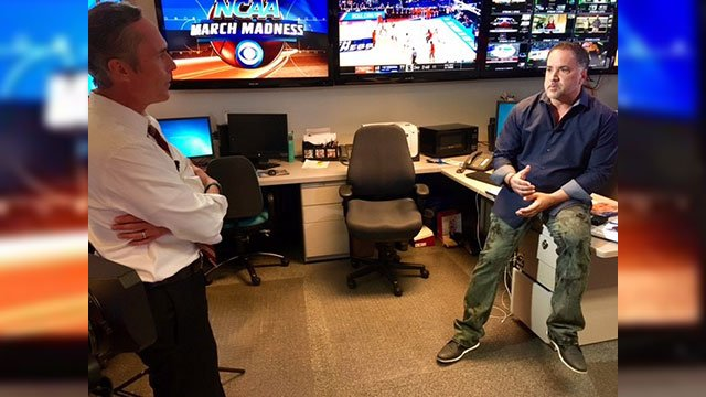 Sean McLaughlin and Joe Gagliano (Source: 3TV/CBS 5)