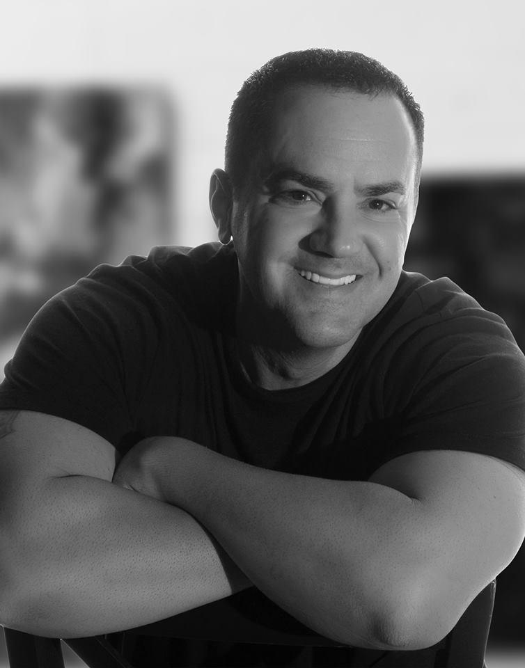 Joe Gaaliano Jr., author of No grey Areas