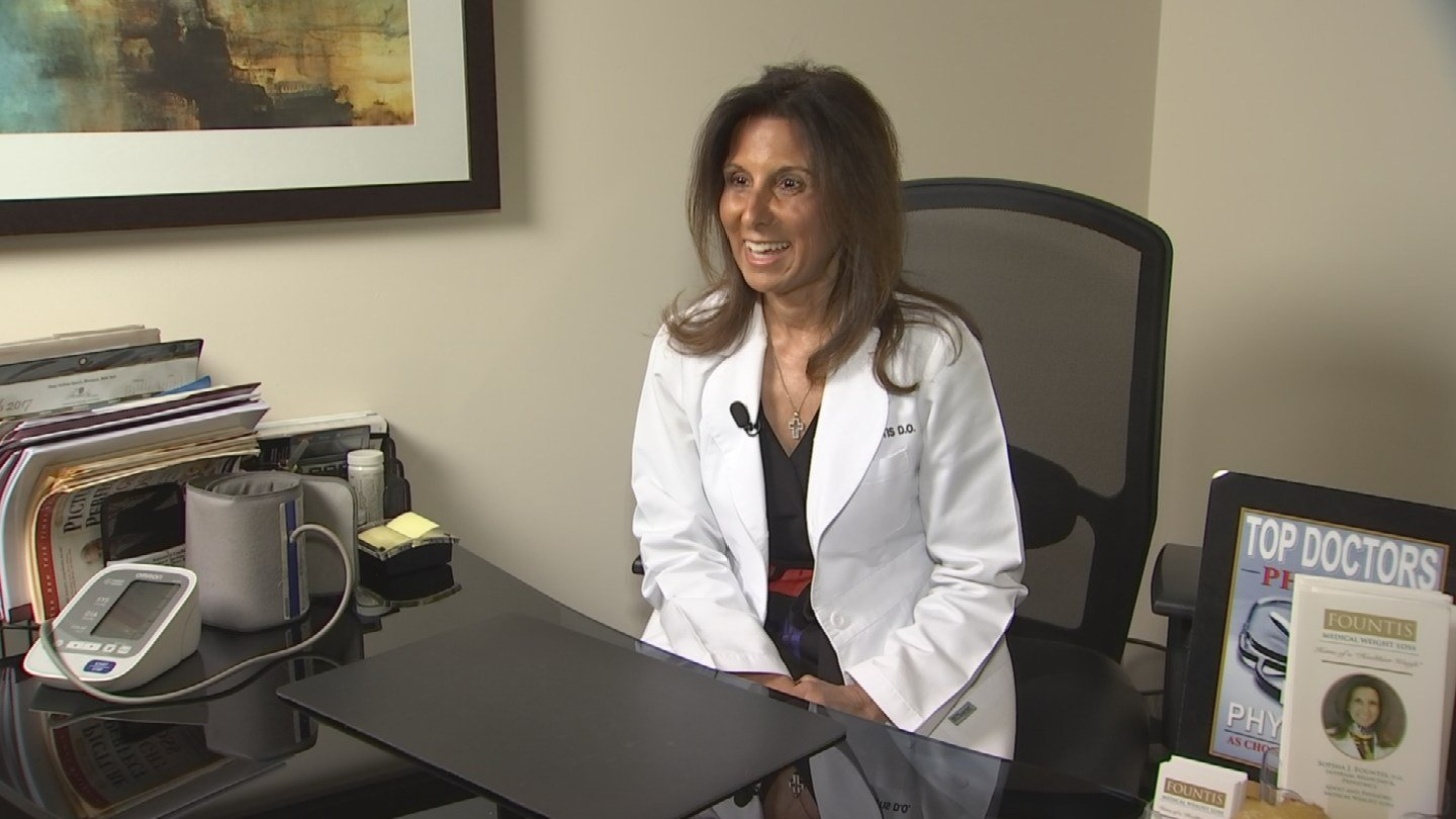 'The key to success is understanding our bodies,' Dr. Sophia Fountis says. (Source: 3TV/CBS 5)