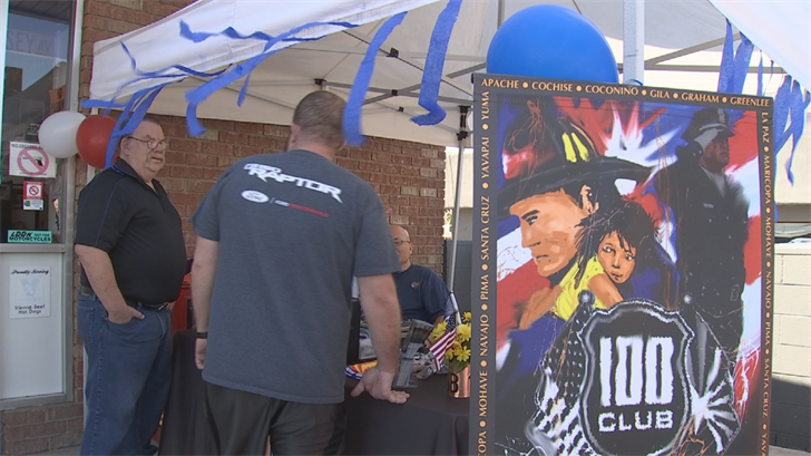 The owner hopes to raise between $3,000 and $4,000. (Source: 3TV/CBS 5)