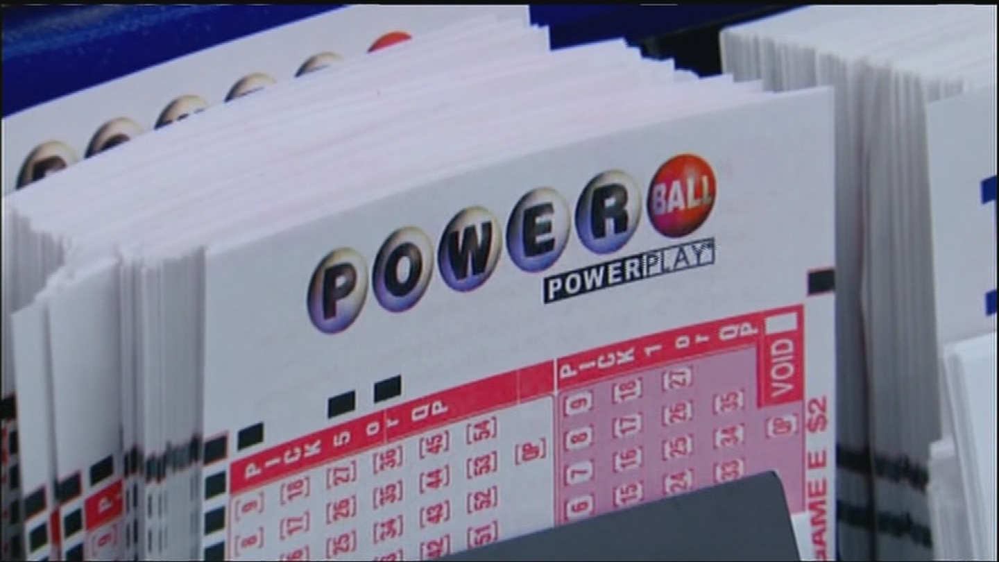 File photo of Powerball tickets. (Source: 3TV/CBS 5)