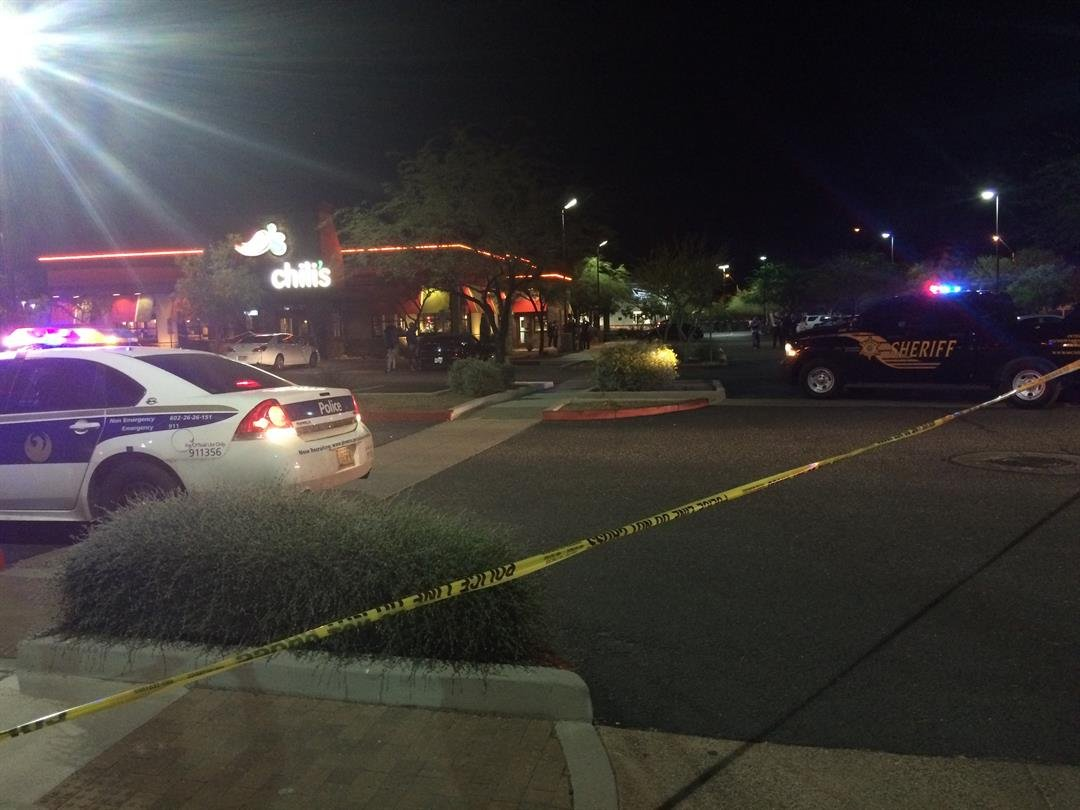 No one was hit by the gunshot. (Source: 3TV/CBS 5)