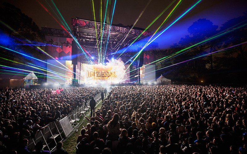 Outside Lands in San Francisco had an economic impact of about $80 million in 2015, according to research compiled by the city of Phoenix. (Photo courtesy of Josh Withers)