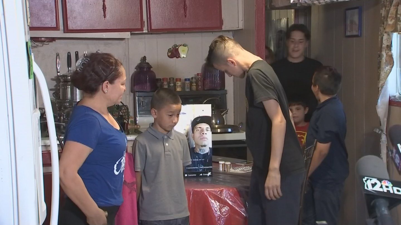 Family of Francisco Valdez (Source: 3TV/CBS 5)