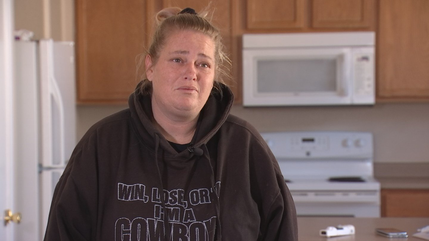 April Griffith became the victim of a Craigslist scam when she signed a fake lease and paid a deposit to a man posing as a landlord.(Source: 3TV/CBS 5)
