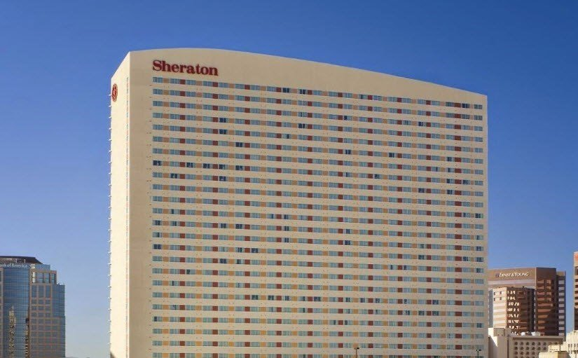 The city-owned hotel opened in 2008 with a purchase price of $335 million. (Source: 3tV/CBS 5)