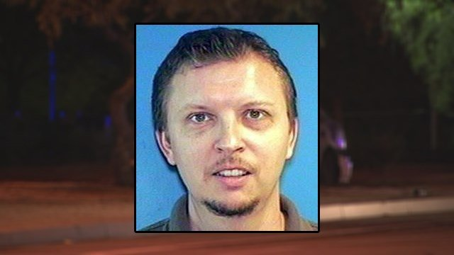 Dustin Jones. (Source: Phoenix Police Department)