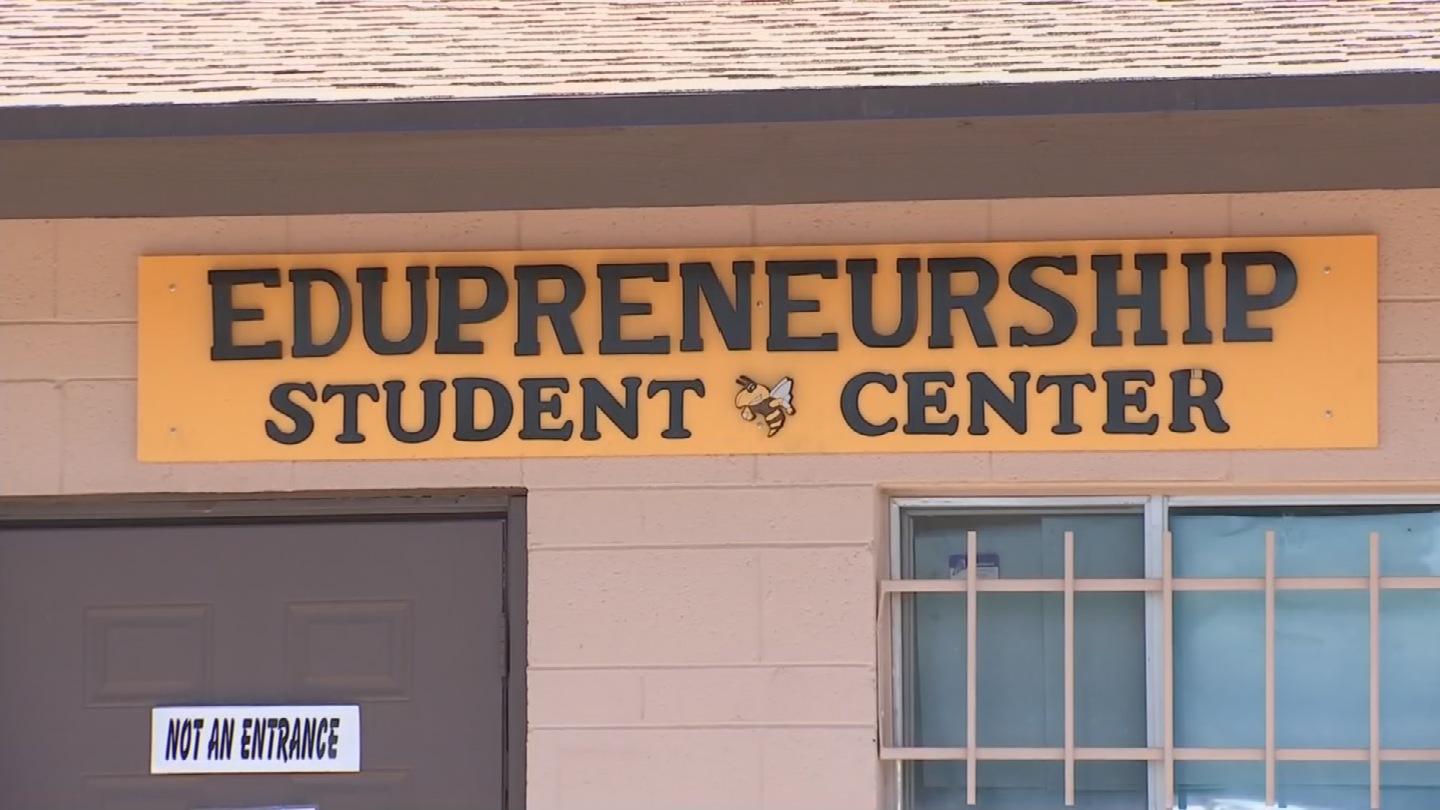 All three Gilsinger kids attended Edupreneurship Student Center until last year. (Source: 3TV/CBS 5)