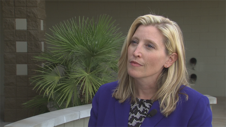 Spokeswoman Monica Allread said the district is reviewing its procedures following the mix-up. (Source: 3TV/CBS 5)