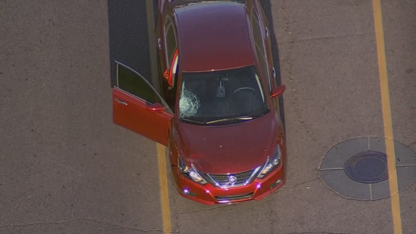 Fatal accident involving a pedestrian near I-17 and Greenway road. (Source: 3TV/CBS 5)