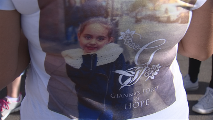 Lizette Hurtado and her husband Joe's daughter was diagnosed with a rare brain tumor called GIPD and passed away in January. (Source: 3TV/CBS 5)