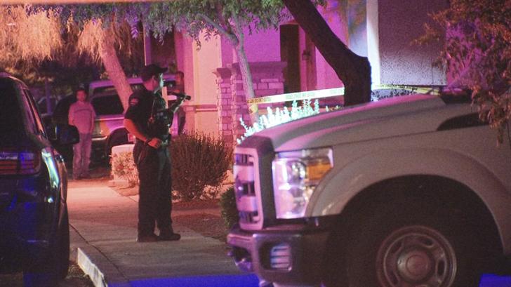 The suspects are still on the run. (Source: 3TV/CBS 5)