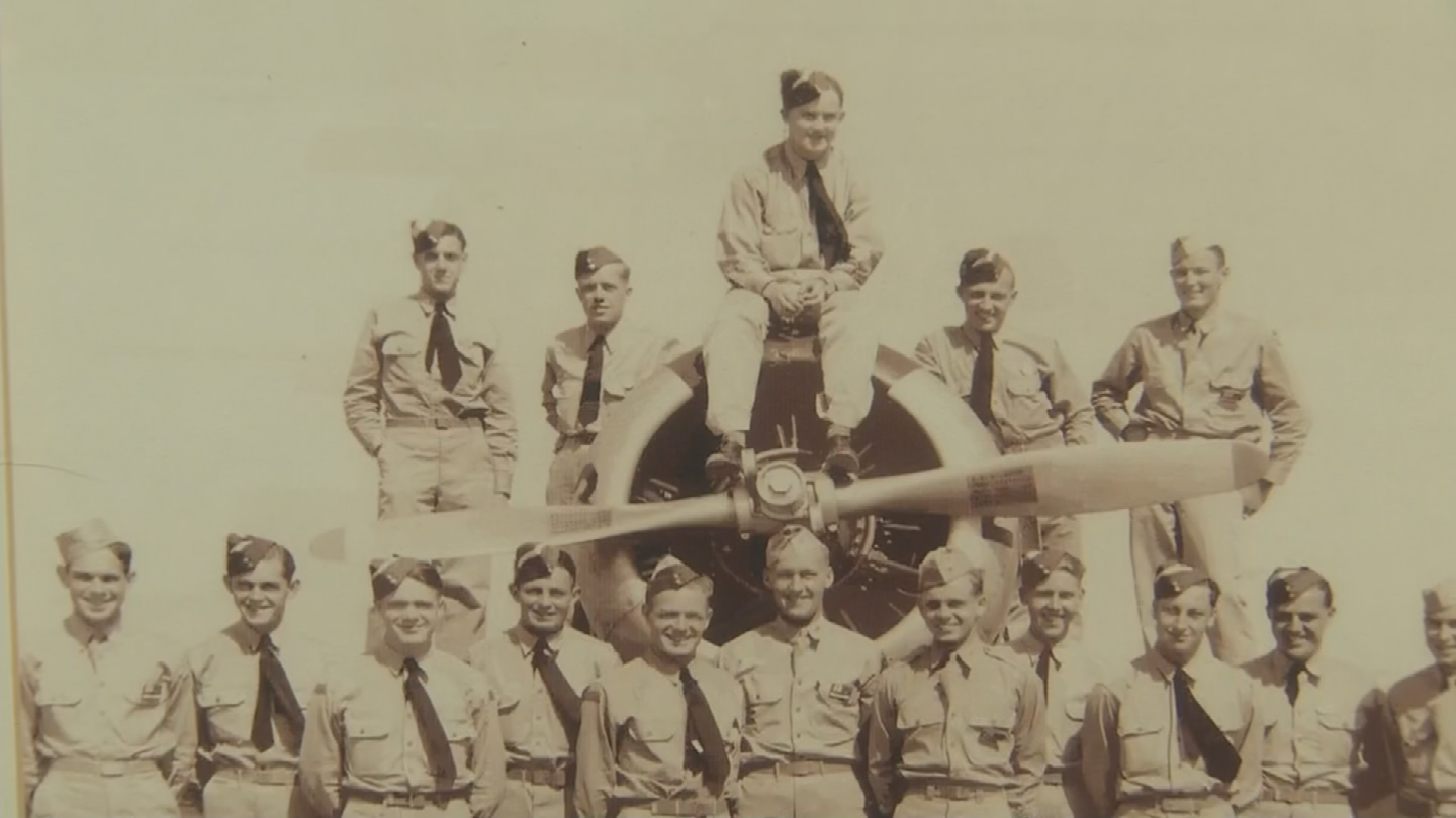 From 1941 to 1945, Falcon field was home to British aviators who came here to learn to fly. (Source: 3TV/CBS 5)