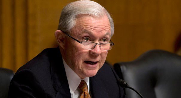 Jeff Sessions (Source: AP photo)