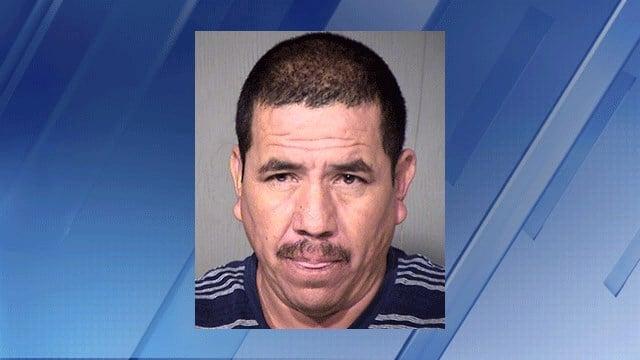 Jose Eladio Castro-Valenzuela (Source: Mesa Police Dept.)