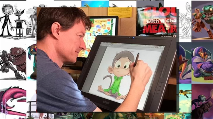 As one of the storyboard artists, he and his team drew the entire movie. (Source: 3TV/CBS 5)