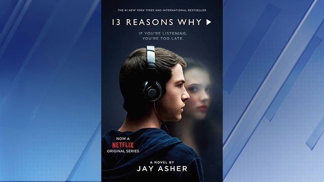 """""""13 Reasons Why"""" tells the fictional story of a teen's suicide so if your kids wantto watch it or if they already have, you should know what they're in for and be prepared to be a resource. (Source: wikipedia.org)"""