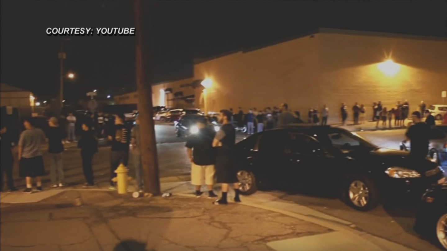 Neighbors in Laveen are fed up with street racing in their area. (Source: 3TV/CBS 5)