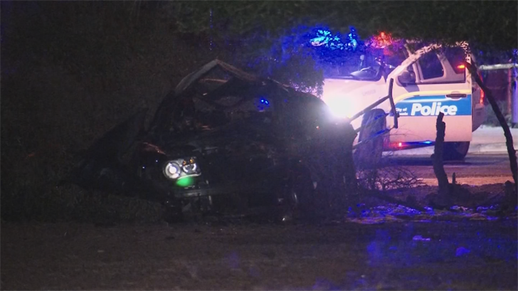 The issue of street racing came up again after a man was killed when police said he may have been speeding and crashed near 67th Avenue and Baseline Road. (Source: 3TV/CBS 5)