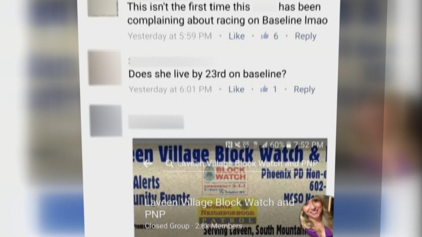 On social media, neighbors linked the crash to broader concerns about reckless driving and street racing in the area. (Source: 3TV/CBS 5)