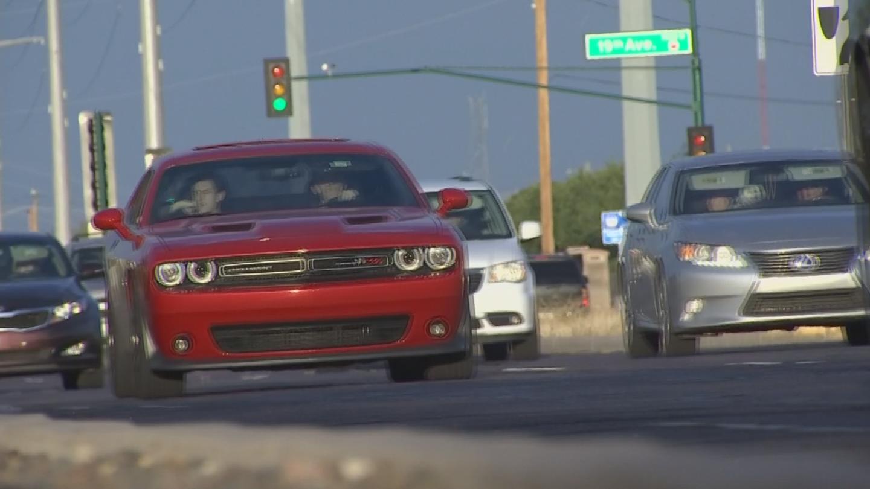 Neighbors want stricter enforcement of street racing in Laveen. (Source: 3TV/CBS 5)