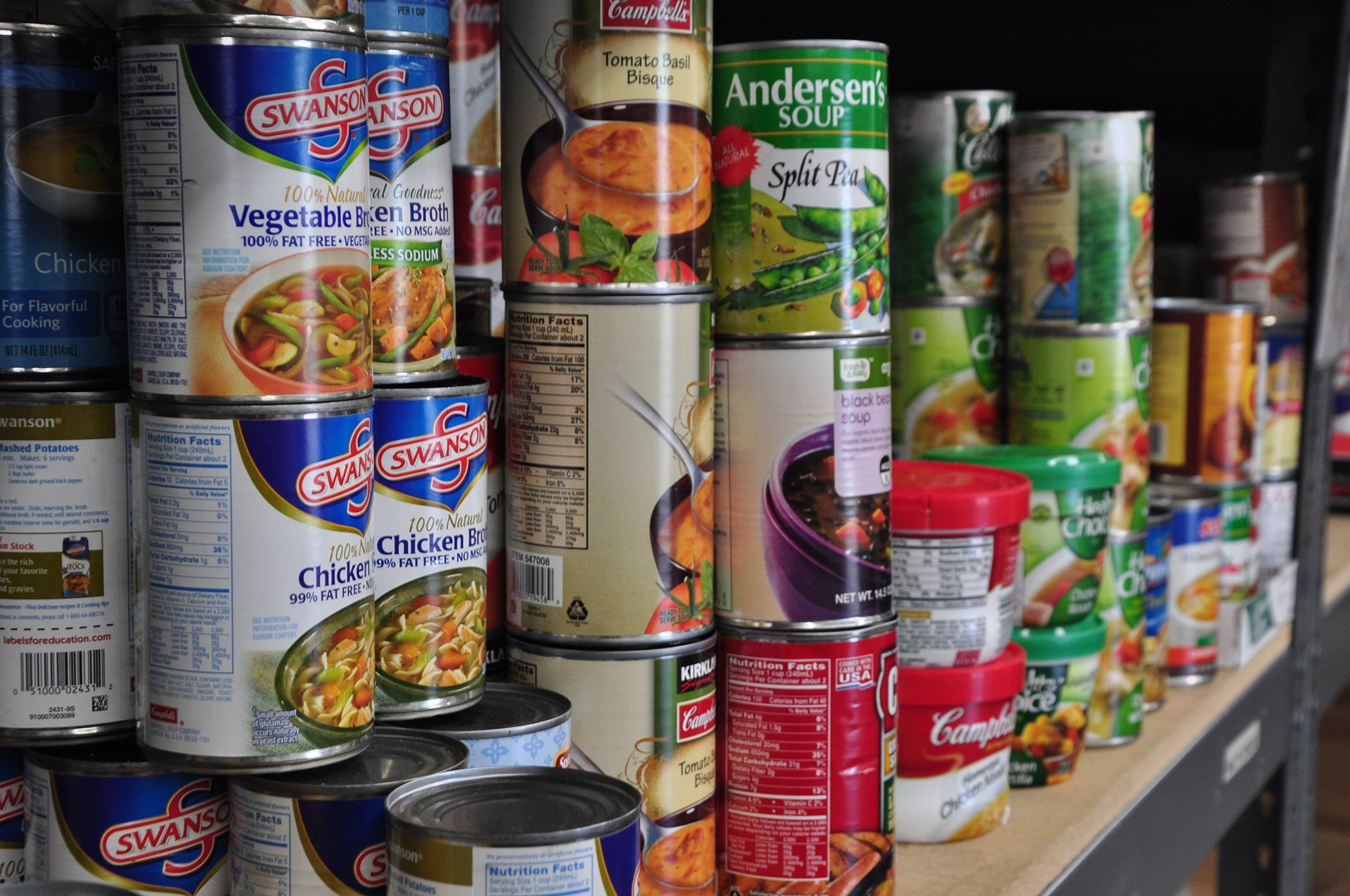 "Officials at Maricopa Community Colleges say they have food pantries or other meal assistance available for students on all 11 of their campuses, part of their effort to help the ""whole student"" succeed. (Source: Salvation Army USA West/Creative Commons)"