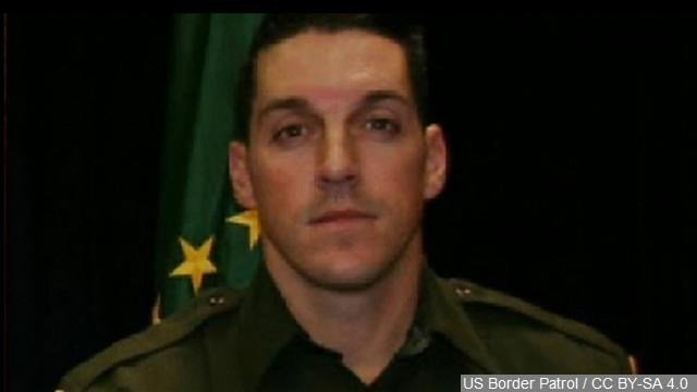 Brian Terry (Source: MGN Online)