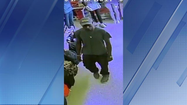 This is the suspect in a shooting and robbery in Peoria. (Source: Peoria Police Department)