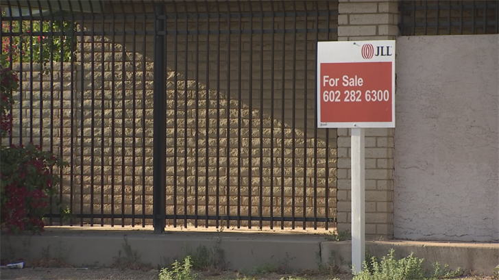The City of Phoenix has launched a new website to get rid of pieces of land. (Source: 3TV/CBS 5)