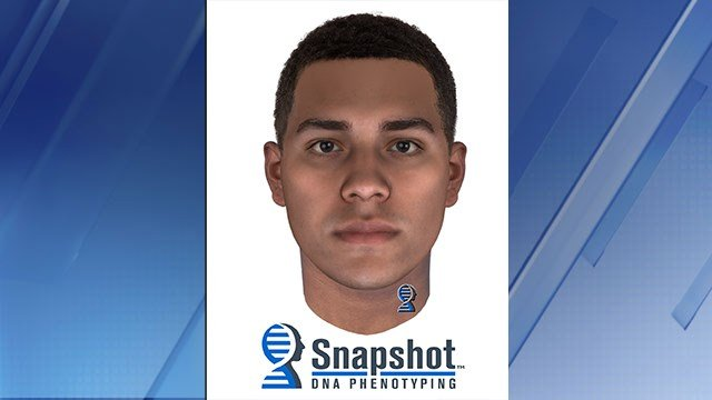 A composite image of what the suspect might look like. (Source: Mesa Police Department)