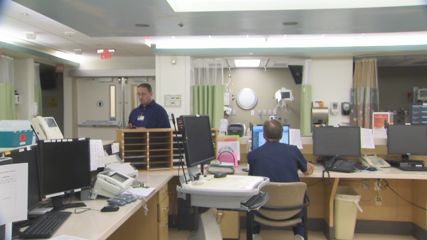 Health care workers at several Valley hospitals are being trained to look out of for trafficking victims. (Source: 3TV/CBS 5)