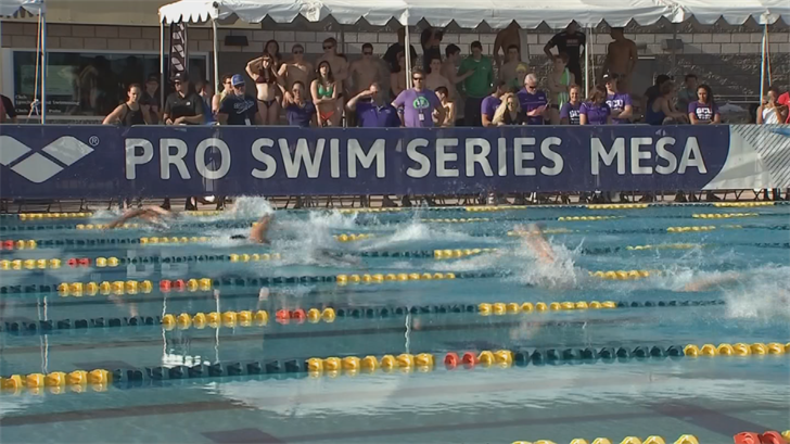 For the City of Mesa, the meet makes a nice financial splash. (Source: 3TV/CBS 5)