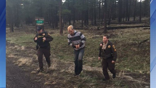 John Freeman was arrested after being found in a ditch. (Source: Yavapai County Sheriff's Office)