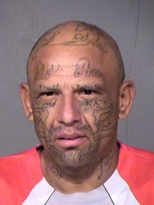 King David Sandoval, 37 (Source: Maricopa County Sheriff's Office)