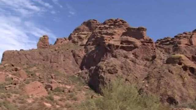 File photo of Camelback Mountain. (Source: 3TV/CBS 5)