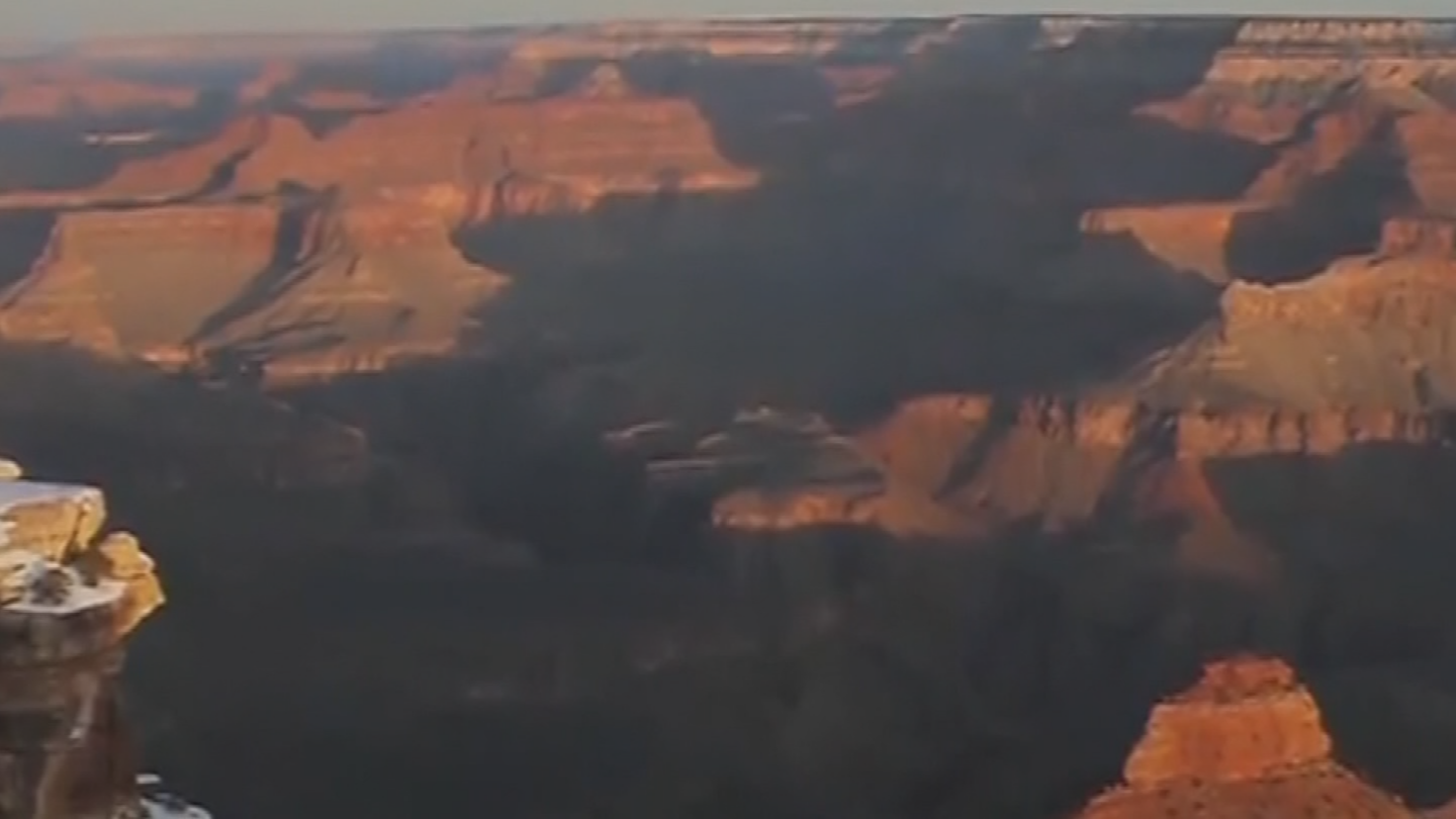 File photo of the Grand Canyon. (Source: 3TV/CBS 5)