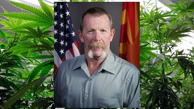 Councilman Corey Mendoza says he changed his mind about pot. (Source: ChinoAZ.net, AP, 3TV/CBS 5)